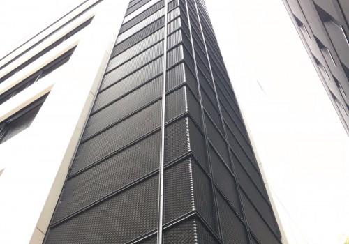 Opláštenia budov